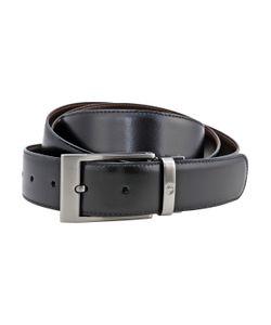 Montblanc   Five Notch Leather Belt