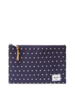 Herschel Supply Co. | Network Large Embroidered Pouch