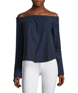 Derek Lam 10 Crosby | Off The Shoulder Blouse