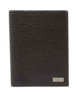 Salvatore Ferragamo | Textured Tall Bifold Wallet