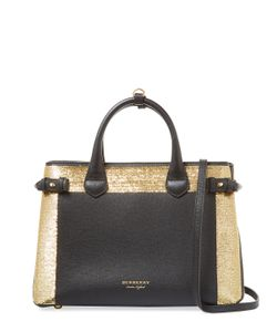 Burberry | Banner Medium Sequin Leather Tote