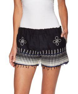 Lemlem | Wubit Cotton Embroide Short