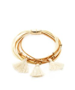 Shashi   Marlee Tassel Friendship Bracelet