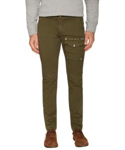 Michael Bastian | Zip-Snap Cargo Pants