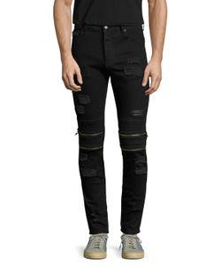 Marcelo Burlon County Of Milan | Cotton Distressing Jeans