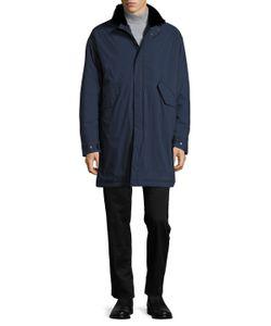 Yves Salomon | Manteau Car Coat