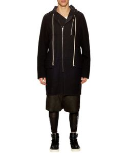 Rick Owens | Virgin Wool Solid Coat