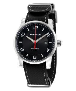 Montblanc   Timewalker Urban Speed Date Automatic E-Strap Watch 43mm