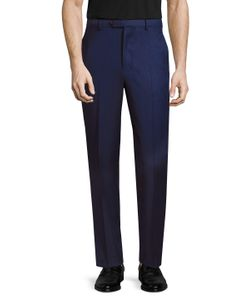 Brooks Brothers | Regent Solid Trousers