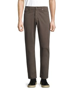 AG Adriano Goldschmied | Graduate Tailored Leg Chinos