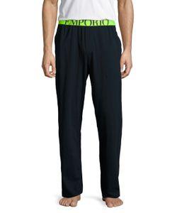 Emporio Armani | Fancy Athletics Big Eagle Pants