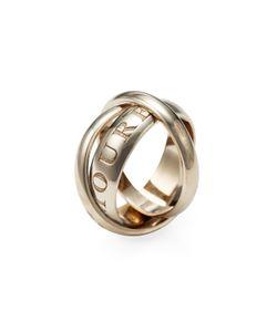 Cartier   Vintage 18k Oramoure Trinity Ring