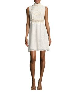 Anna Sui | Lace Flared Dress