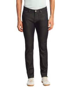 Paul Smith | Solid Tapered Fit Jeans