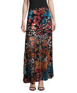 Alice + Olivia   Athena Printed Maxi Skirt