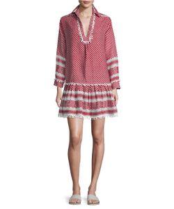 Dodo Bar Or | Mandy Cotton Printed Shirtdress