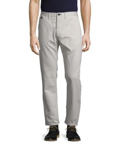 Paul Smith | Solid Cotton Trousers