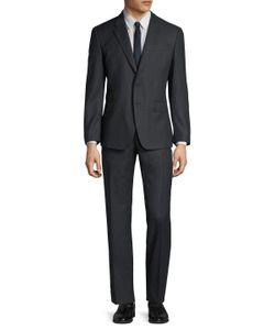 Paul Smith | Wool Birdseye Tailo Fit Suit