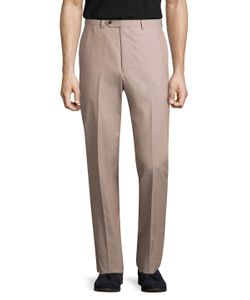 Brooks Brothers | Regent Cotton Trousers