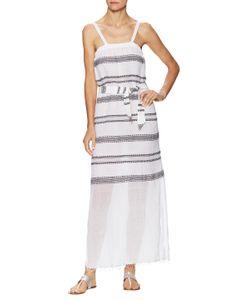 Lemlem | Addis Cotton Column Midi Dress