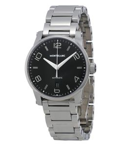 Montblanc   Mont Blanc Timewalker Stainless Steel Dial Watch 39mm