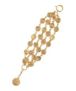 Chanel | Cc Medallion Station Bracelet