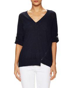 Zadig & Voltaire | Rilby Cotton V-Neck Sweater