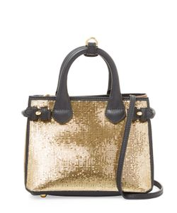 Burberry | Banner Mini Sequin Tote