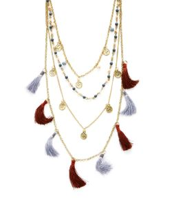 Shashi | Lisa Layered Necklace