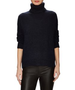 Vince | Wool Robbed Turtleneck Sweater