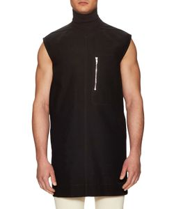 Rick Owens | Turtleneck Zip Top