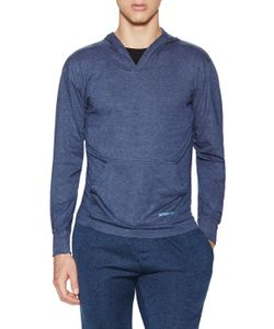 Bottoms Out | Knit Hoodie With Kangaroo Pocket