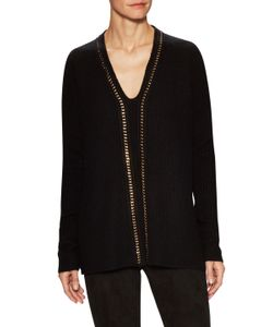 Derek Lam 10 Crosby | Wool Chain Sweater