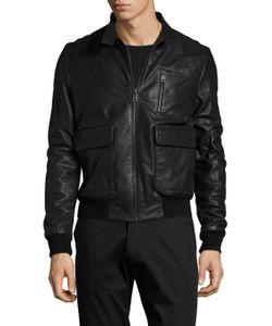 Yves Salomon | Leather Jacket