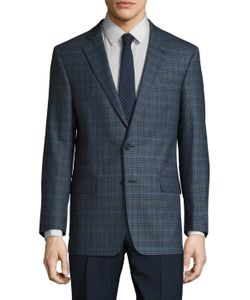 Brooks Brothers | Regent Plaid Wool Sportcoat