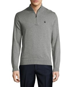 Brooks Brothers | Supima Cotton Solid Sweater
