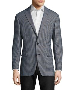 Brooks Brothers | Houndstooth Notch Lapel Sportcoat