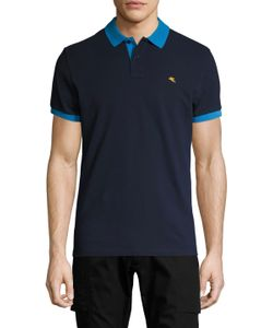 Etro | Knit Embroidered Polo