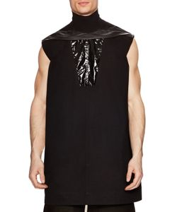Rick Owens | Cotton Solid Tunic