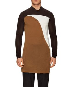 Rick Owens | Mockneck Draped Top