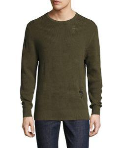 Zanerobe | Waffle Knit Crewneck Sweater