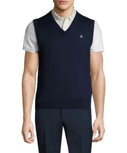 Brooks Brothers | Supima Solid Vest