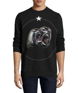 Givenchy | Monkey Print Sweater