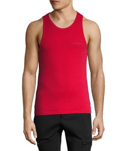 Emporio Armani | Pop Color Stretch Cotton Tank Top