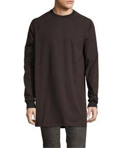 Rick Owens | Baseball Tee Ba T-Shirt