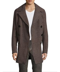 Rick Owens | Spacco Pea Trench Coat