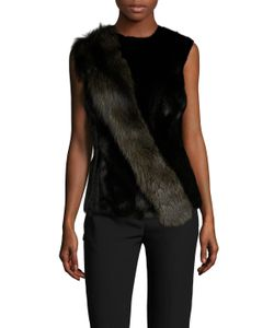 Jason Wu | Wool Fur Front Vest