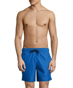 Z Zegna | Three-Pocket Swim Trunks