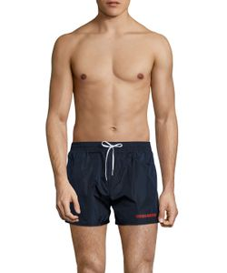 Dsquared2 | Elasticized Drawstring Boxer Shorts