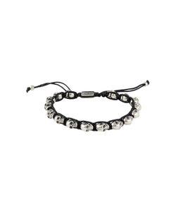 King Baby | Skull Macrame Bracelet